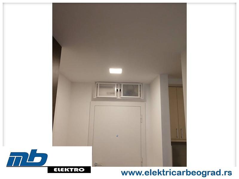 Led osvetljenje stana - Električar Beograd Tim