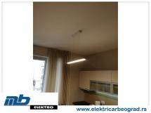 Osvetljenje-kuhinje -električar-Beograd-Tim
