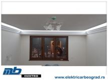 Plafonsko led osvetljenje - Električar Beograd Tim