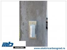 ugradnja-osvetljenja-ograde-električar-beograd-tim