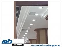 ugradnja-led-osvetljenja-plafon-električar-beograd-tim