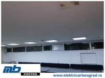 Ugradnja led osvetljenja-1 - Električar Beograd Tim