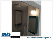 Ugradnja osvetljenja u kupatilu - Električar Beograd Tim